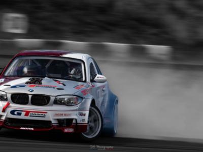 Benjamin Boulbes, patrocinado por GT Radial, defiende por octavo año su título de campeón francés de Drift