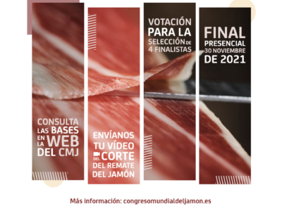 El CMJ y la ANCJ lanzan el primer concurso internacional específico de corte de remate de jamón ibérico