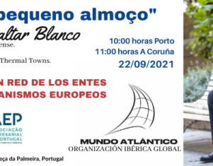 Red Mundo Atlântico impulsa el análisis del trabajo en red para optimizar los fondos europeos