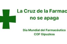 Donostia se ilumina este fin de semana de verde en reconocimiento a la profesión farmacéutica