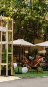 Jardín Cervezas Alhambra, el punto de encuentro para disfrutar de un tardeo cervecero, sin prisa