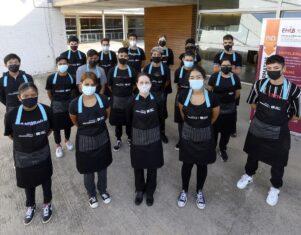 40 jóvenes de Barcelona se preparan en hostelería de la mano de Fundación Mahou San Miguel