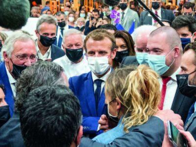 Sirha Lyon 2021: una edición histórica marcada por la presencia del Presidente de la República francesa