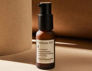 Perricone MD presenta High Potency Growth Factor Firming & Lifting Eye Serum