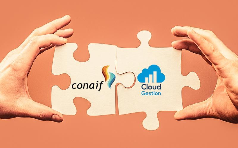 Cloud Gestion Software, nuevo socio colaborador de CONAIF